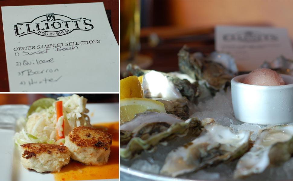 Seattle: Elliott's Oyster House