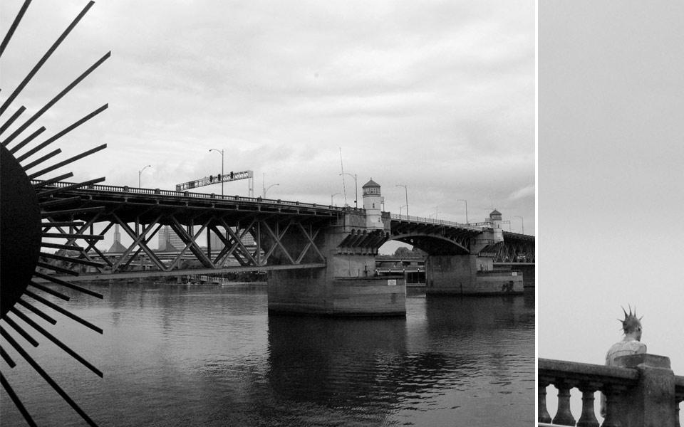 Portland: Burnside Bridge