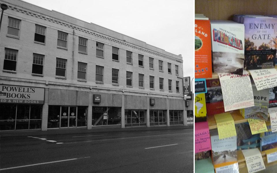 Portland: Powell's City of Books
