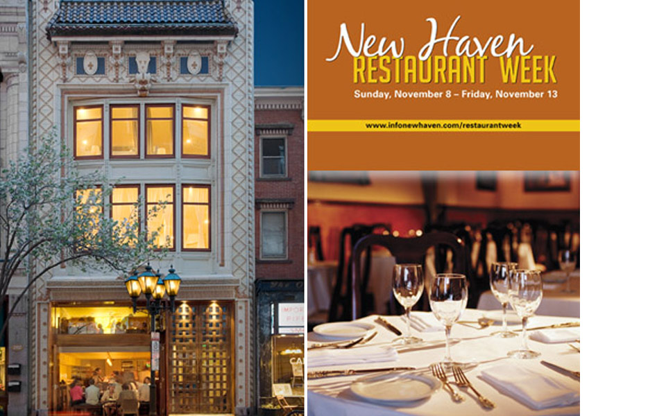 New Haven Restaurant Week November 2009