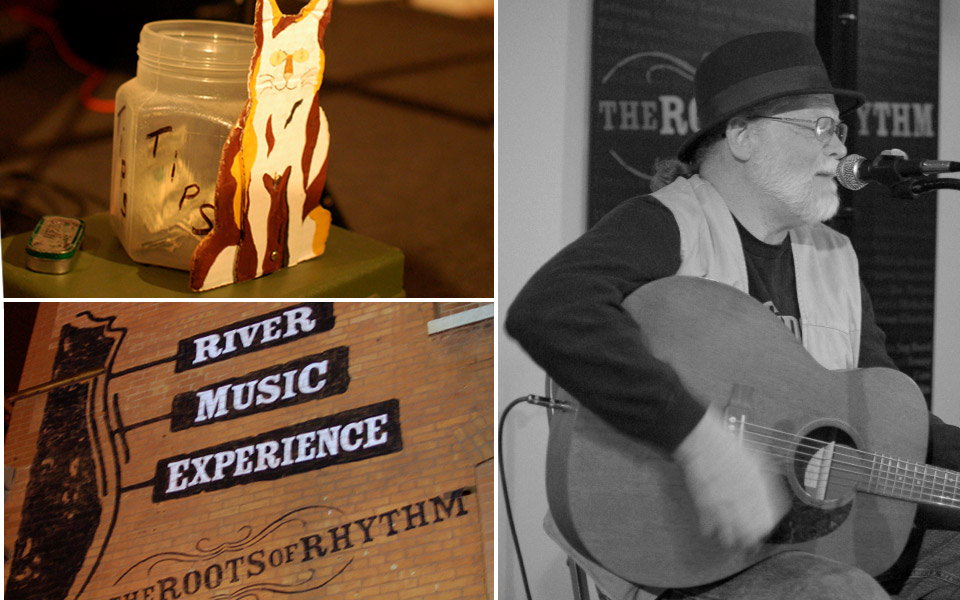 River Music Experience in Davenport, IA