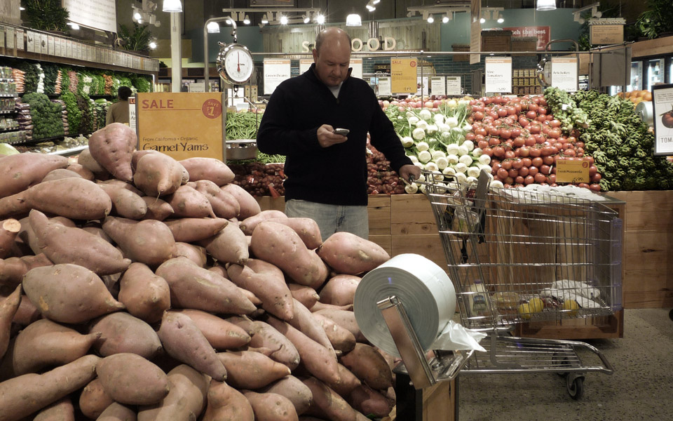 Whole Foods in Milford, CT