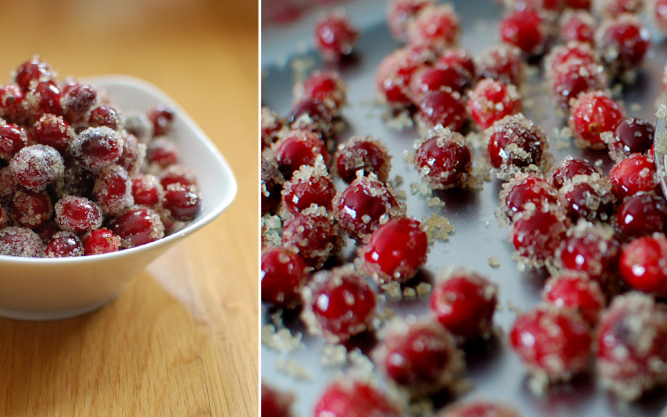 Sparkling Cranberries from 101 Cookbooks
