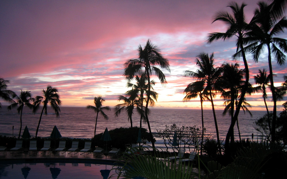 Mauna Kea Resort on the Big Island of Hawaii