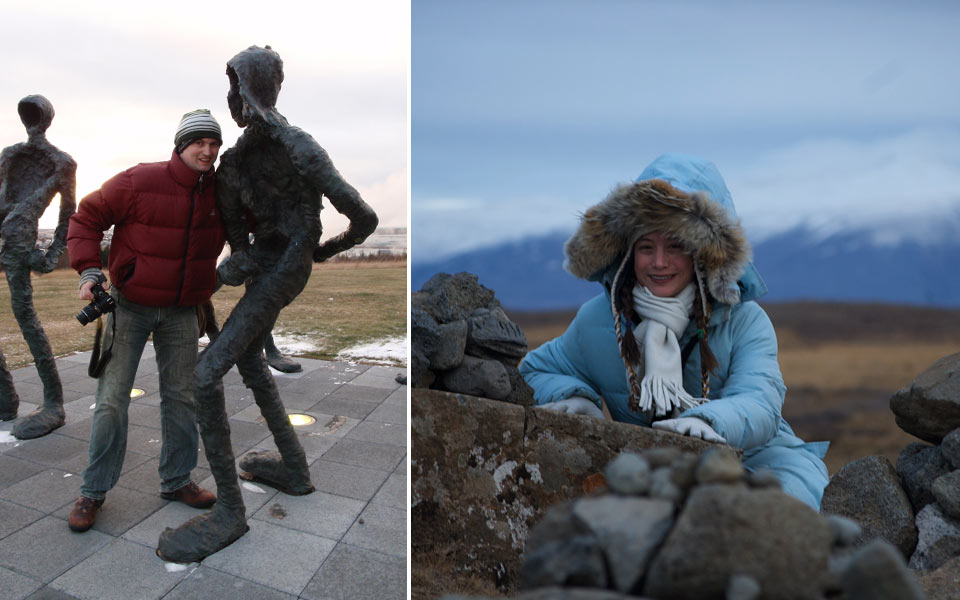 Armchair Travel Guides: Katherine and Nathan in Iceland
