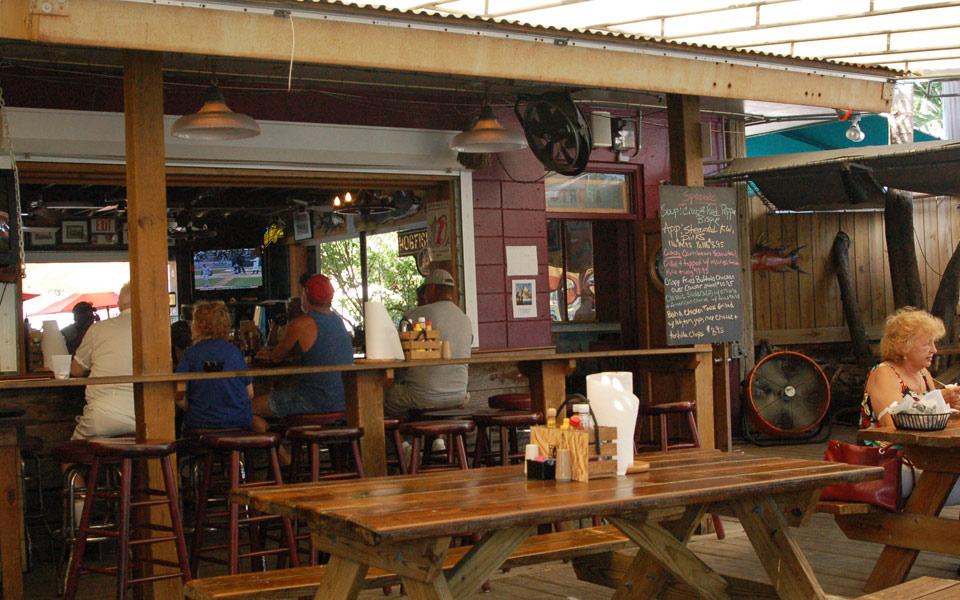 Hogfish Bar Key West