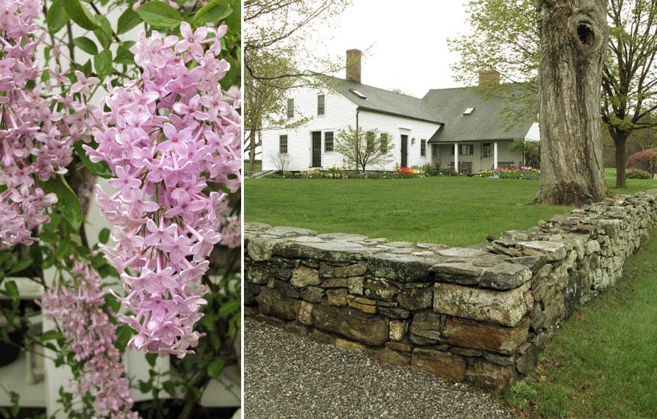 White Flower Farm in Litchfield, CT