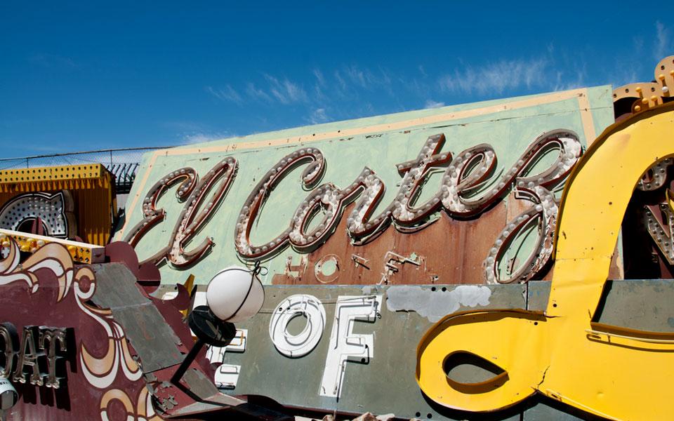 Neon Sign Museum, Las Vegas