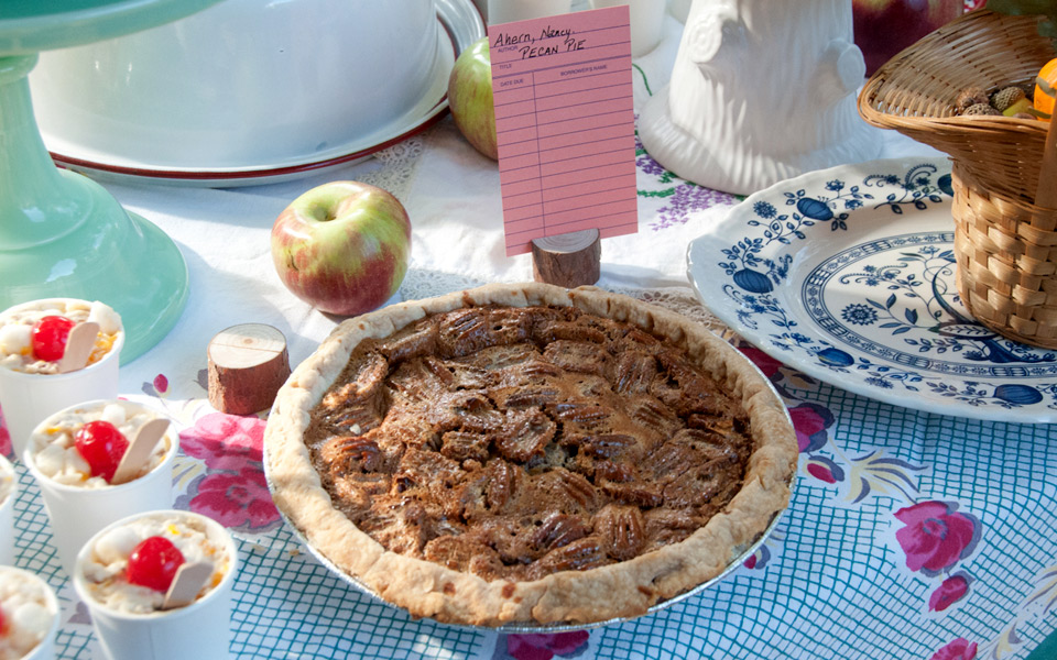 Pecan Pie at the 2015 Flying Pig Roast